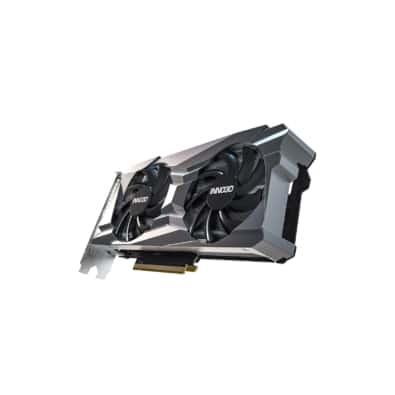 Inno3D RTX 3060 Twin X2 OC Angled View