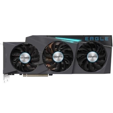 Gigabyte RTX 3080 Ti Eagle Fan View