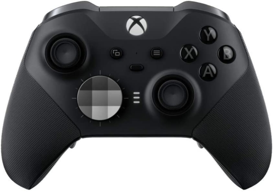 Xbox Elite Series 2 Controller Front View