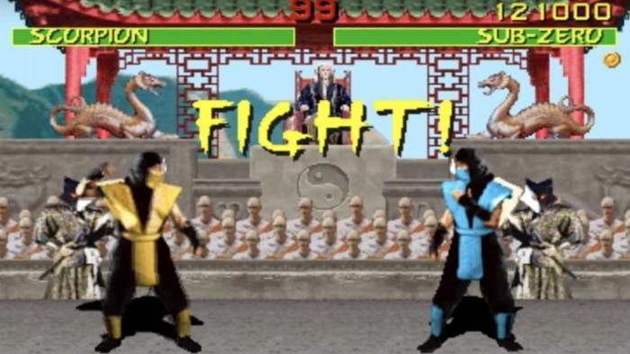 Mortal Kombat 1 Screenshot