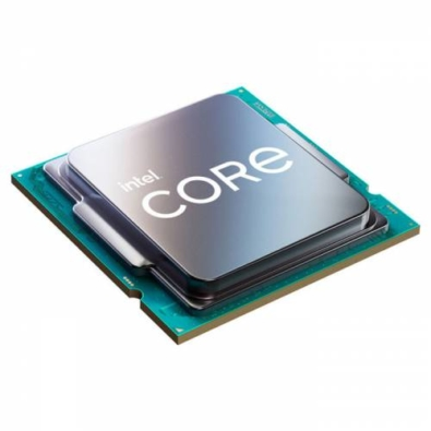 Intel Core i9-11900KF Angled Front View