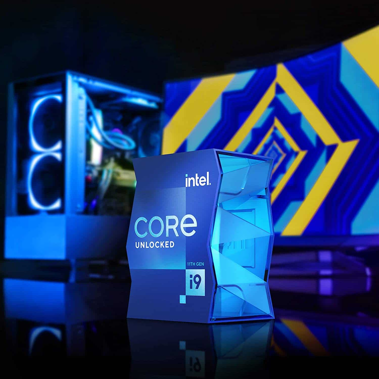 Intel Core i9-11900K Processor Promo Poster
