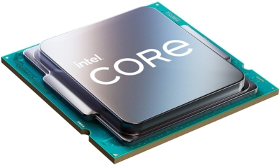 Intel Core i9-11900K Processor Promo View