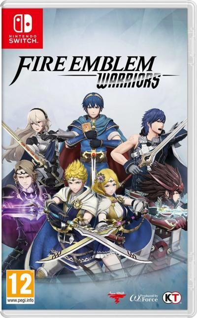Fire Emblem Warriors Box
