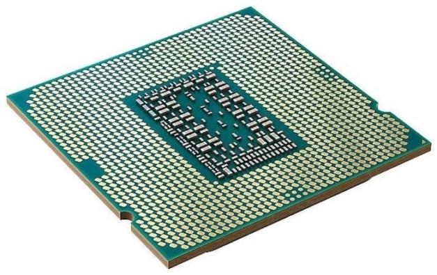 Intel Core i9-11900KF Back View