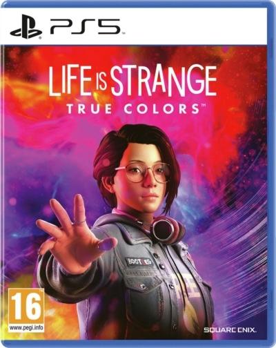 Life is Strange True Colors Box Art Play Station 5