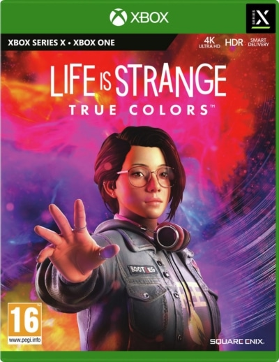 Life is Strange: True Colours Box Art