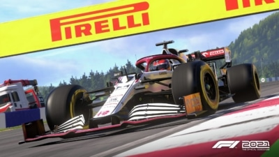 F1 2021 Poster 2