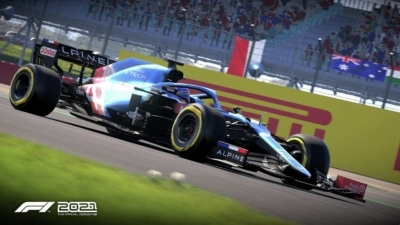 F1 2021 Poster 1