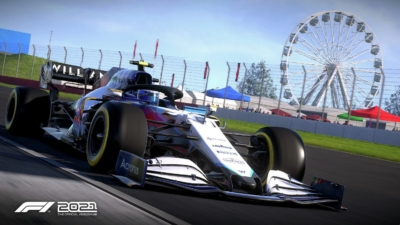 F1 2021 Poster 4