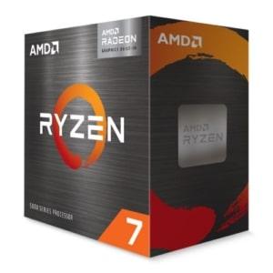AMD Ryzen 7 5700G Box View