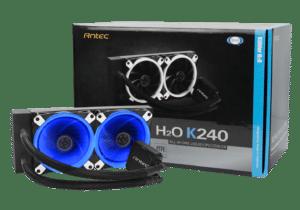 Antec K240 Kuhler H2O RGB Box View