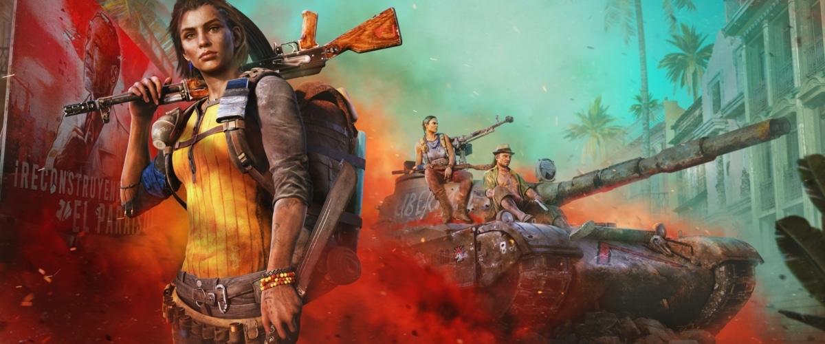 Far Cry 6 Promo Poster