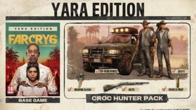 Far Cry 6 Yara Edition Poster