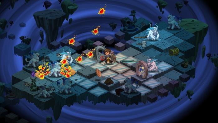 Rogue Wizards Nintendo Switch Indie Game Screenshot