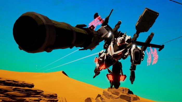 Daemon X Machina Poster 3