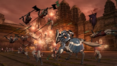 Fire Emblem Warriors Gameplay Screenshot 2
