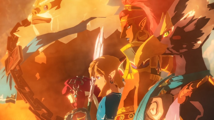 Hyrule Warriors: Age of Calamity Poster 1