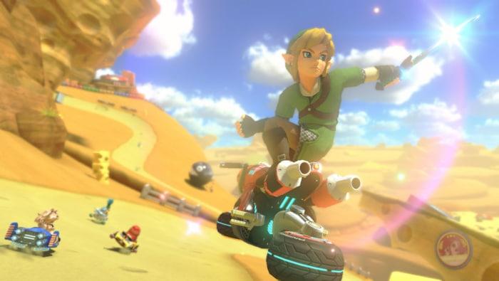 Mario Kart 8 Deluxe Poster 5