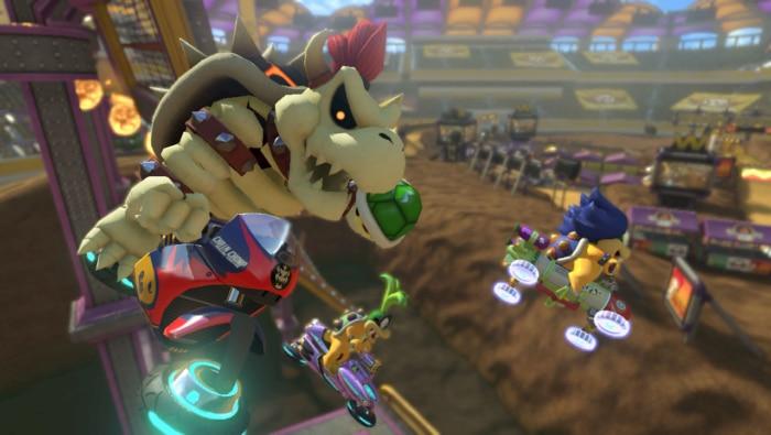 Mario Kart 8 Deluxe Poster 2