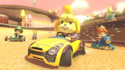 Mario Kart 8 Deluxe Poster 1