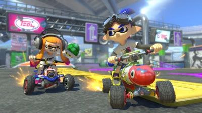 Mario Kart 8 Deluxe Poster 3