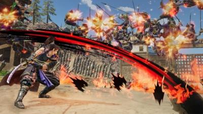 Samurai Warriors 5 Poster 5