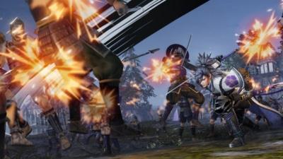 Samurai Warriors 5 Poster 4