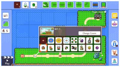 Super Mario Maker 2 Gameplay Screenshot 2