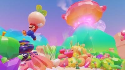 Super Mario Odyssey Gameplay Screenshot 1