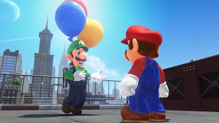 Super Mario Odyssey Gameplay Screenshot 3