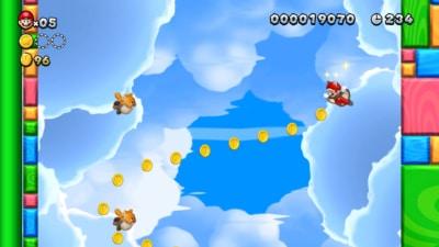New Super Mario Bros U Deluxe Gameplay Screenshot 4