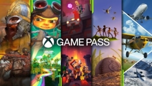 Xbox Game Pass Poster