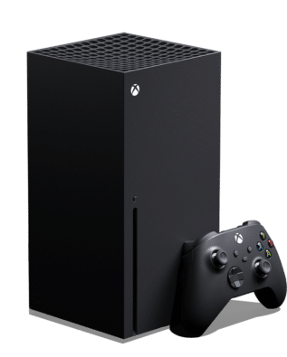 Microsoft Xbox Series X & Controller Promo