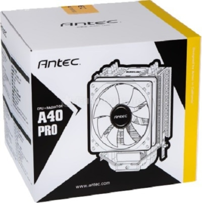 Antec A40 Pro Box View
