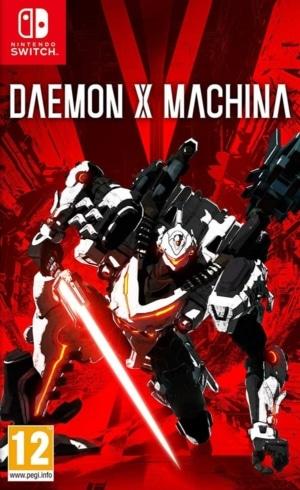 Daemon X Machina Box Art