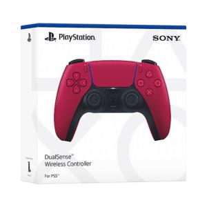 Sony PS5 DualSense Cosmic Red Box View