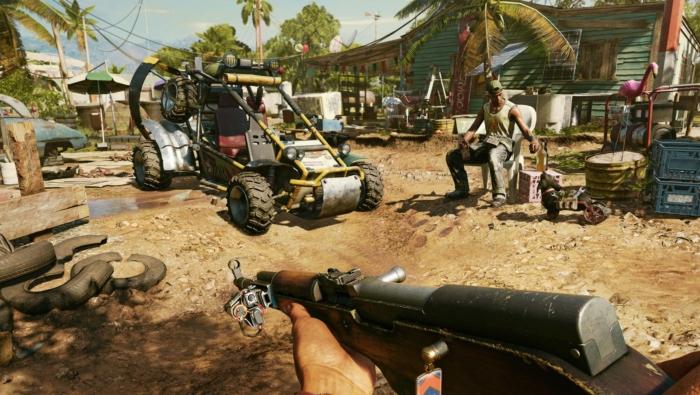 Far Cry 6 Gameplay Screenshot 3