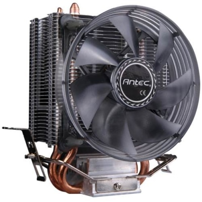Antec A30 Angled Fan View
