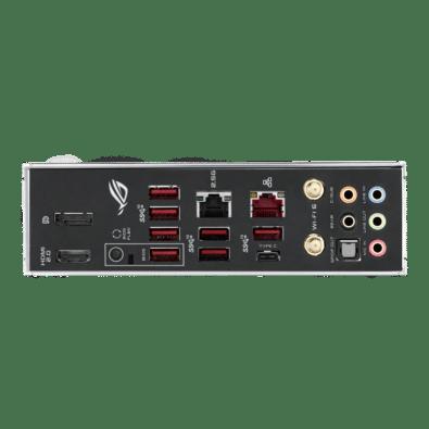 ASUS ROG Strix X570-E Gaming IO View