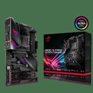 ASUS ROG Strix X570-E Gaming Box View