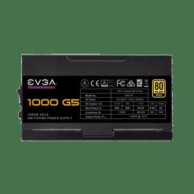 EVGASuperNOVA 1000 G5 Side View