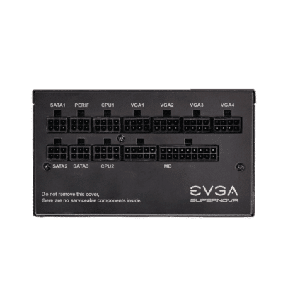 EVGASuperNOVA 1000 G5 IO View