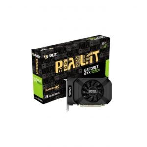 Palit GTX 1050 Ti StormX Box View