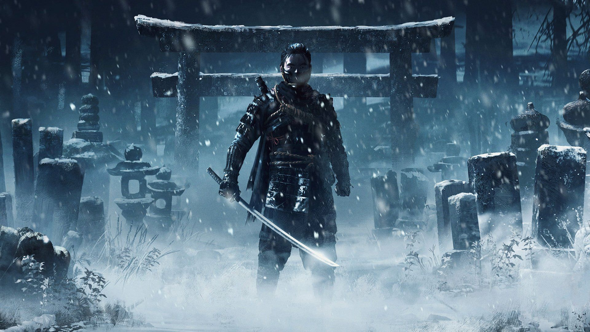 Ghost of Tsushima Poster