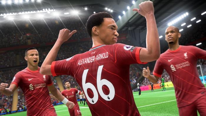 FIFA 22 Game Screenshot 2
