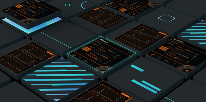 Gigabyte RX 6600 XT Eagle AURUS View