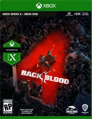 Back 4 Blood Box Art XSX