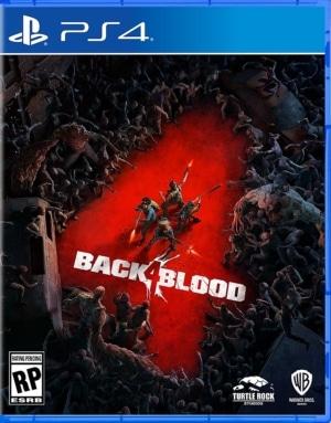 Back 4 Blood Box Art 2 PS4