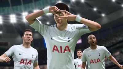 FIFA 22 Game Screenshot 5